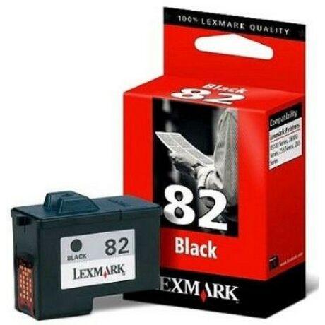 Lexmark 82 (18L0032) eredeti tintapatron