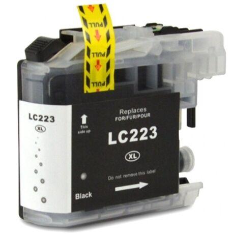 Brother LC223 (BK) utángyártott tintapatron