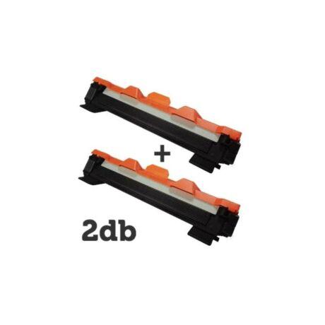 Brother TN-1030 [2x1.5k] kompatibilis (100% új) toner [2db-os] Dupla Pakk